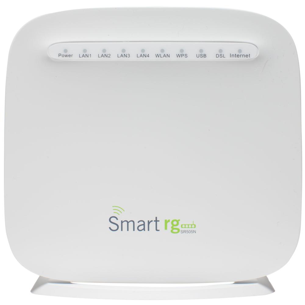 smartRG SR505n ADSL2 - VDSL2 modem / router 4 port 'n' wifi