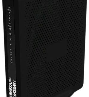 thomson / technicolor TC4350 docsis 3 0 CABLE single port